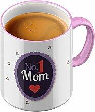 Funtasstic Tasse No. 1 Mom - Kaffeepott