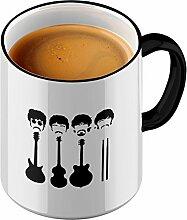 Funtasstic Tasse Rockband - Kaffeepott
