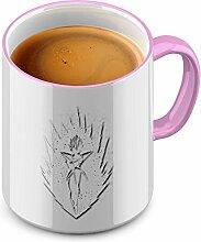 Funtasstic Tasse Saiyan - Kaffeepott Kaffeebecher