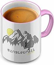 Funtasstic Tasse SingleTrail Biker - Kaffeepott