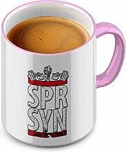 Funtasstic Tasse SPR SYN - Kaffeepott Kaffeebecher