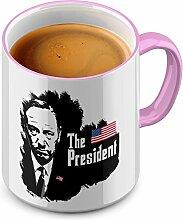 Funtasstic Tasse The President - Kaffeepott