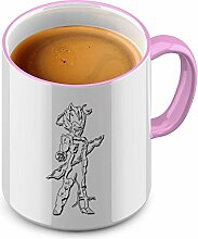 Funtasstic Tasse Vegeta Flash - Kaffeepott