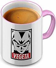 Funtasstic Tasse Vegeta - Kaffeepott Kaffeebecher