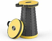 FUPOJW Tritthocker Klapphocker 130kg - Faltbar