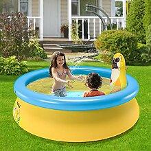 Furgle Aufblasbare Pool, Großer Familienpool,