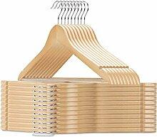 Furgle Kleiderbügel aus Holz – Kleiderbügel