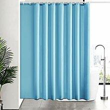 Furlinic Überlänge Duschvorhang Badvorhang