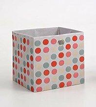 Furndirect24 Faltbox Klappbox 32x32x32 Regal Kiste