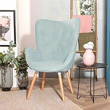 FURNISH1 moderner Stuhl, Badewannensitz aus