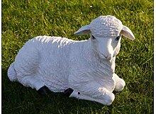 Furniture Checklist Gartenfigur Schaf mit Schaf