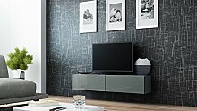 Furniture24 Tv Schrank Vigo 140 cm Länge,