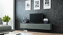 Furniture24 Tv Schrank Vigo 180 cm Länge,