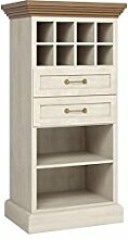 Furniture24 Weinregal ROYAL R2S, Regal, Kommode
