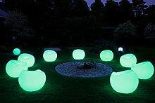 FURSTAR LED Lounge Leuchtmöbel Bubble Sessel,