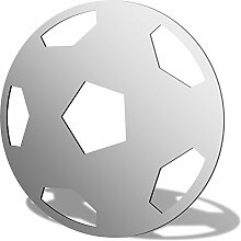 Fußball Acryl Spiegel, acryl, 500 x 500mm