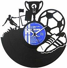 Fußball Geschenkidee für Fußballspieler, Uhr
