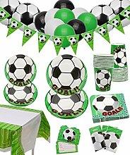 Fußball Partyzubehör -