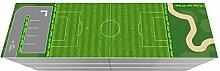 Fussball-Platz Möbelfolie | passend zur IKEA