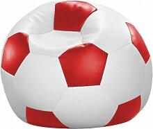 Fussball-Sitzsack 80 cm