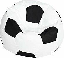 Fußball Sitzsack Bezug Bean Bag Sessel Sitzkissen
