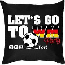 Fußball Weltmeisterschaft 2014! Let´s go to WM