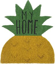 Fußmatte Ananas 40x50