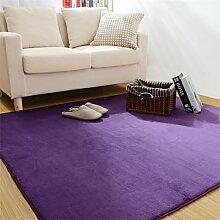 Fußmatte Badezimmer Wasserabsorption Teppich Schlafzimmer Küche Rutschfeste Matte ( farbe : # 3 , größe : 120*-160cm )