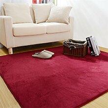 Fußmatte Badezimmer Wasserabsorption Teppich Schlafzimmer Küche Rutschfeste Matte ( farbe : # 5 , größe : 150*200cm )
