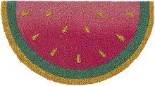 Fußmatte bedruckt mit Wassermelonenmotiv 28x50