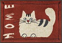 Fußmatte Catty Home Happy Larry