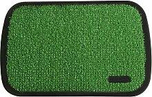 Fußmatte ClearAmbient Farbe: Grün