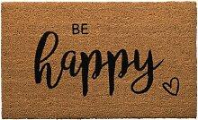 Fußmatte Colori Be Happy Lako