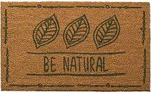 Fußmatte Colori Be Natural Lako