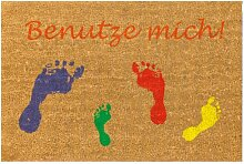 Fußmatte Colori Lako