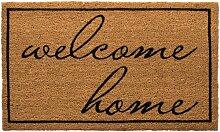 Fußmatte Colori Welcome Home Lako