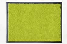 Fußmatte Continental Lako Farbe: Grün