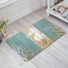 Fußmatte Eingangsmatte Boden Teppich