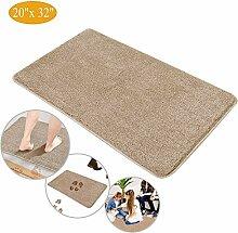 Fußmatte für den Innenbereich, super saugfähig,