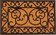 Fußmatte, Fußabtreter rechteckig 60x40cm aus