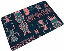 Fußmatte Fussmatte Ägypten Indien Maya