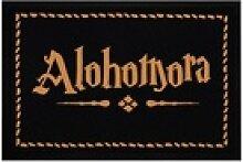 Fußmatte Fußmatte mit Aufschrift Alohomora