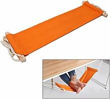 Fußmatte Hängematte Büro Tisch unter dem Schreibtisch Verstellbar