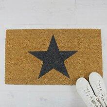 Fußmatte Havens Star Ebern Designs Mattengröße: