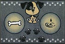 Fußmatte Hundemahlzeit Kitchen Wash+dry