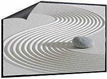 Fußmatte Japan Zen Garten B x H: 70cm x 50cm von Klebefieber®