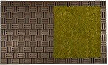 Fußmatte Lako Farbe: Grün
