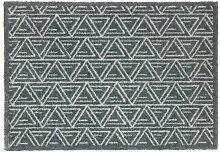 Fußmatte MANHATTEN TRIANGLE 67 x 100 cm grau