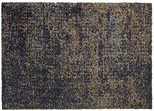 Fußmatte MANHATTEN VINTAGE 50 x 70 cm schwarz/grau