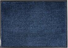 Fußmatte MIAMI 67 x 100 cm dunkelblau